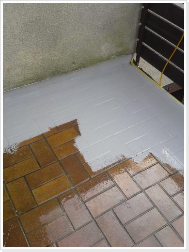 Küchen Boden abdichtung bodenbeschichtung naturstein rollbeschichtung badboden